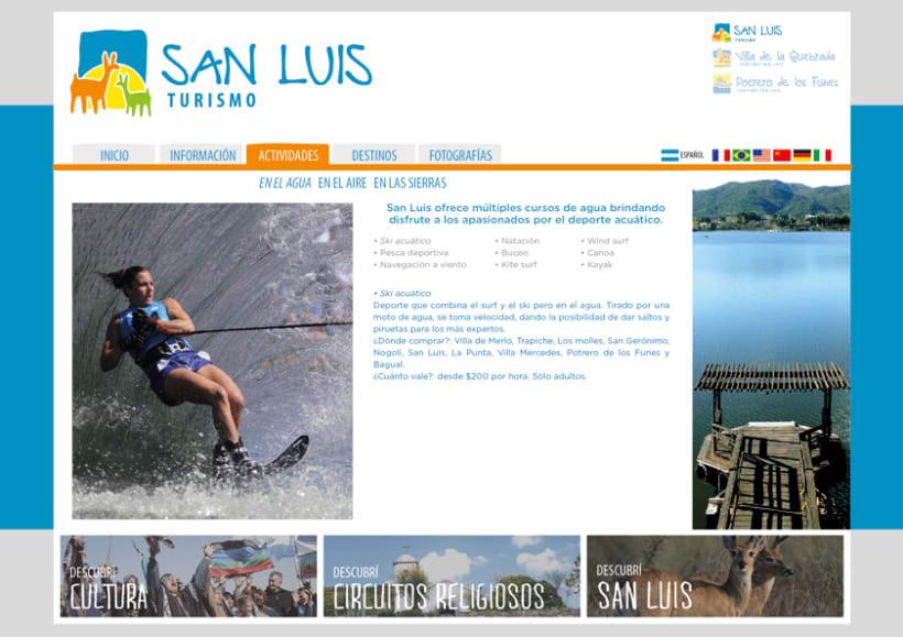 San Luis Digital /diseño web 2