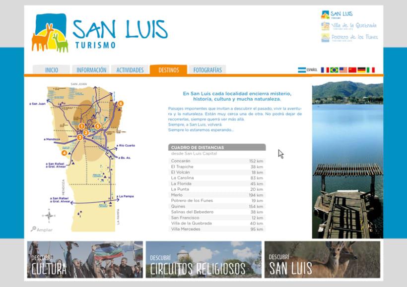 San Luis Digital /diseño web 3
