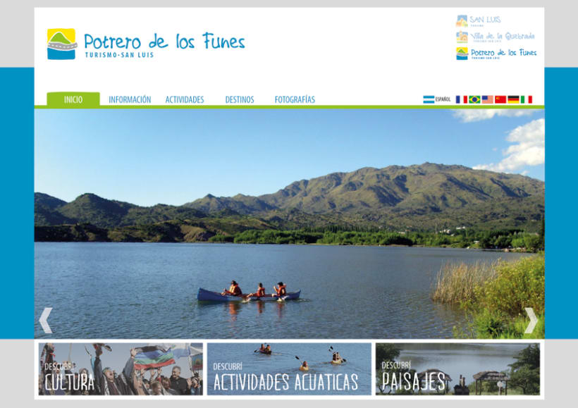 San Luis Digital /diseño web 5