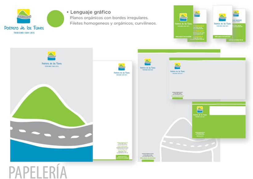 San Luis Papelería /diseño de identidad 2