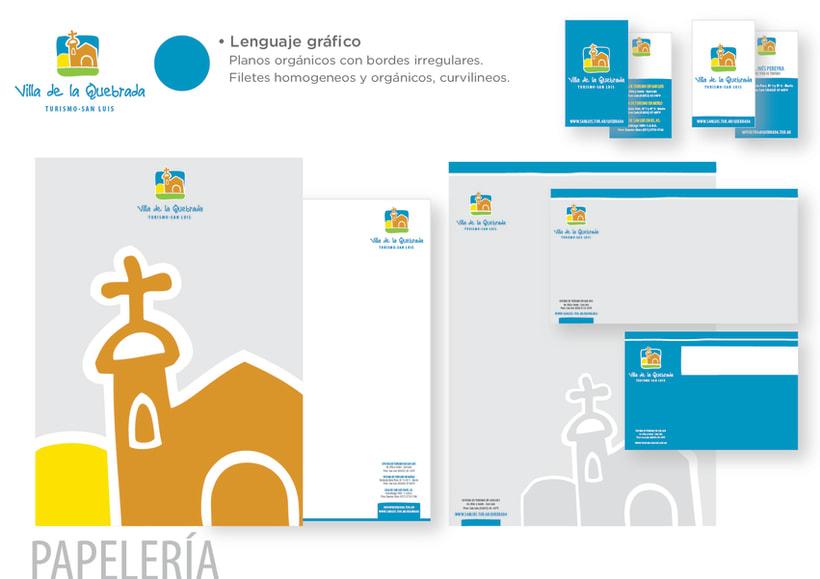 San Luis Papelería /diseño de identidad 3