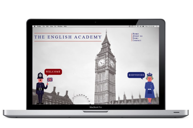The English Academy 4