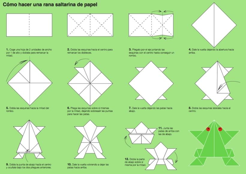 origami domestika