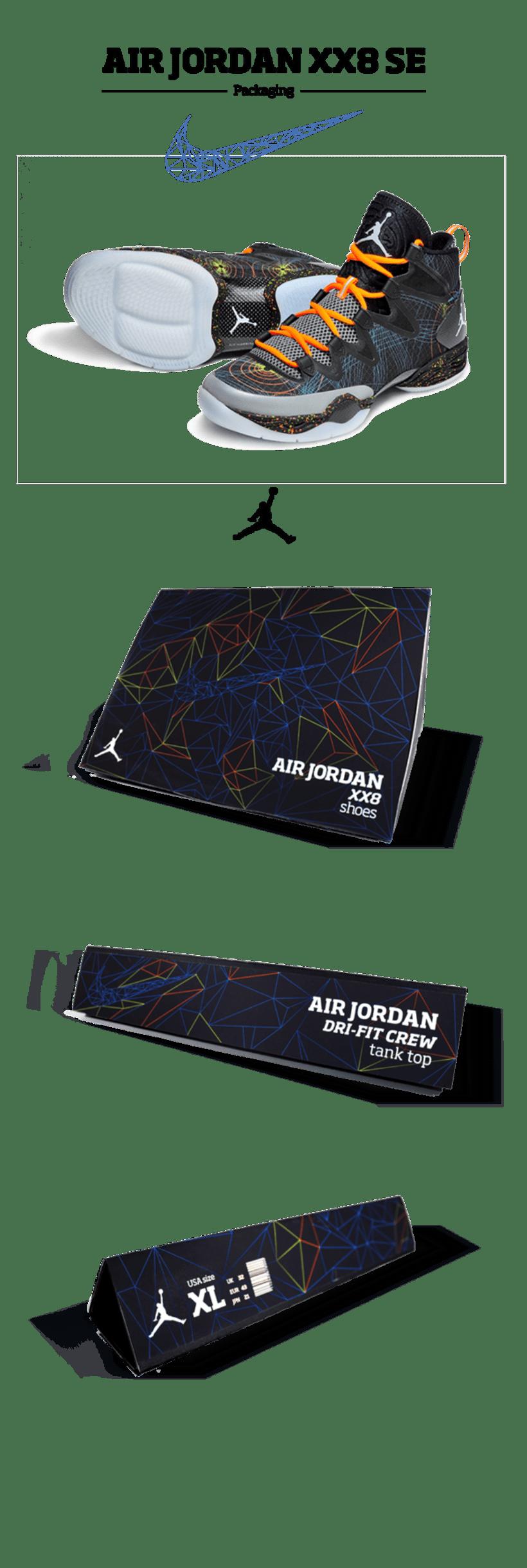 Air Jordan XX8 ~ Packaging 0