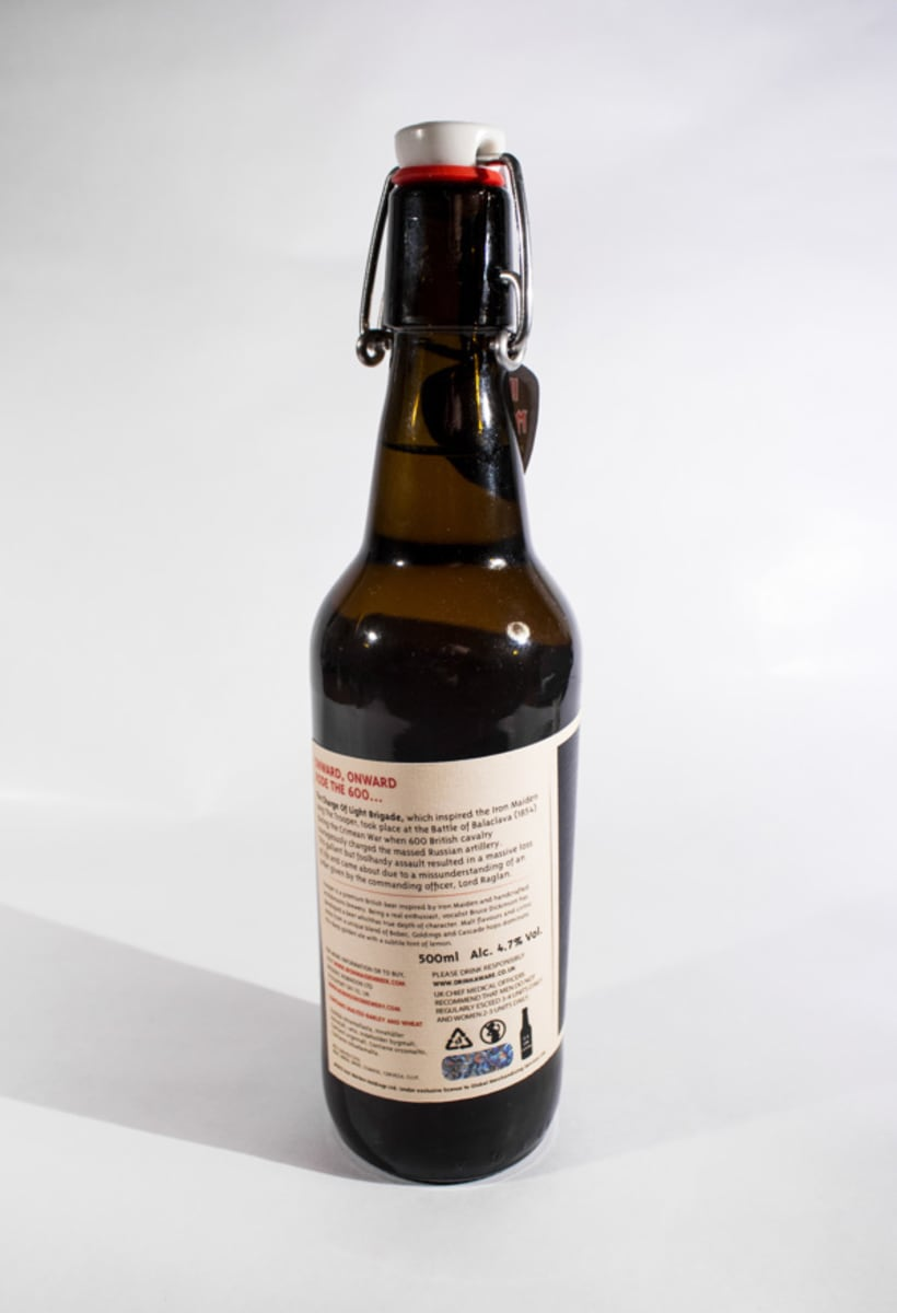 Iron Maiden Beer 5