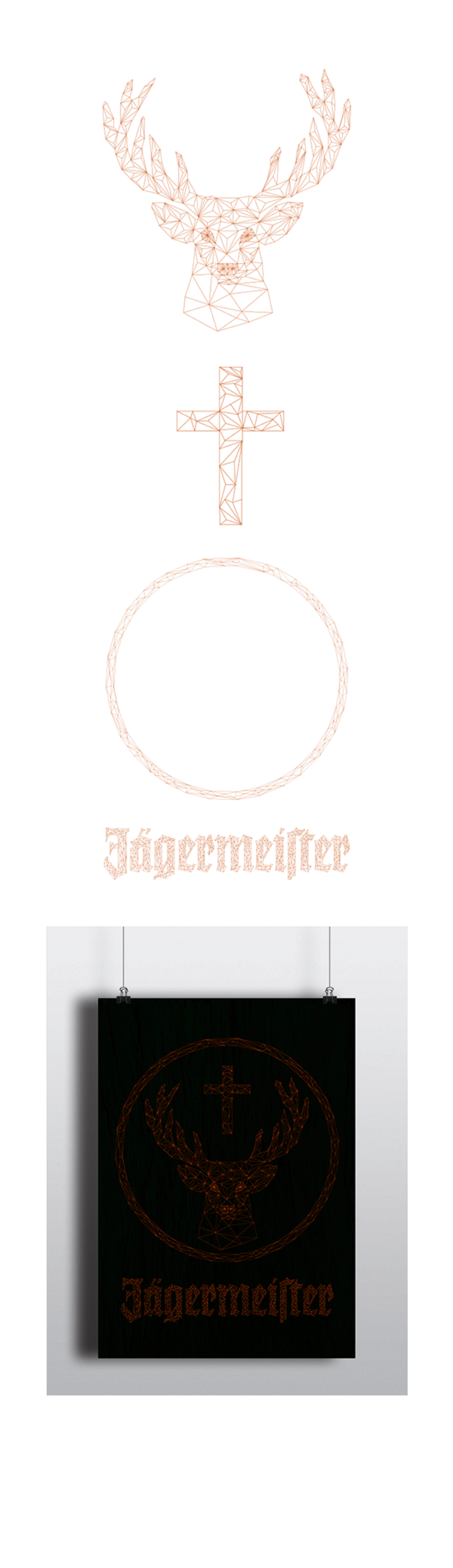 Jägermeister ~ Poster -1