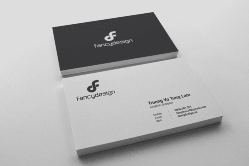 Fancy Design | Brand Identity 11