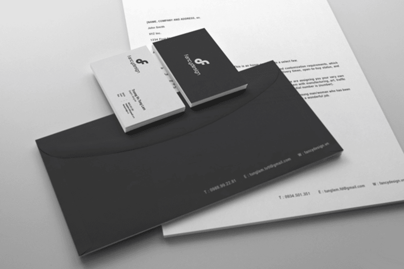 Fancy Design | Brand Identity 12