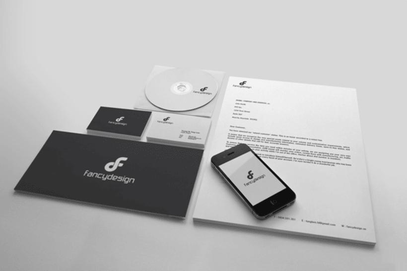 Fancy Design | Brand Identity 14