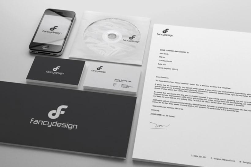 Fancy Design | Brand Identity 15