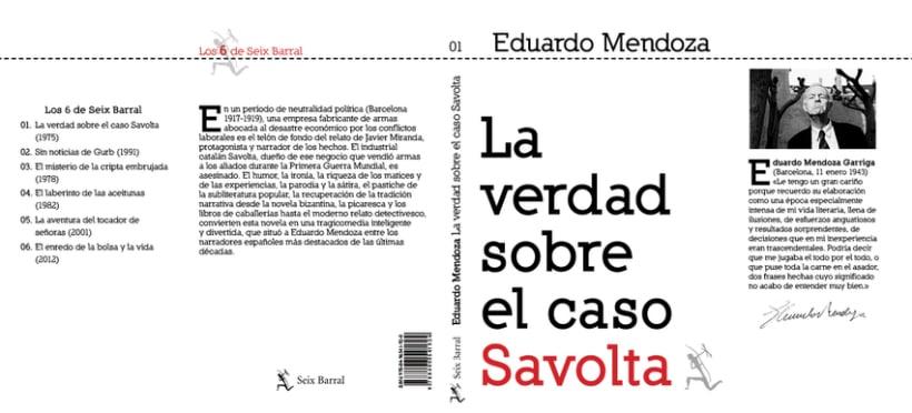 Colección Los 6 de Seix Barral -1