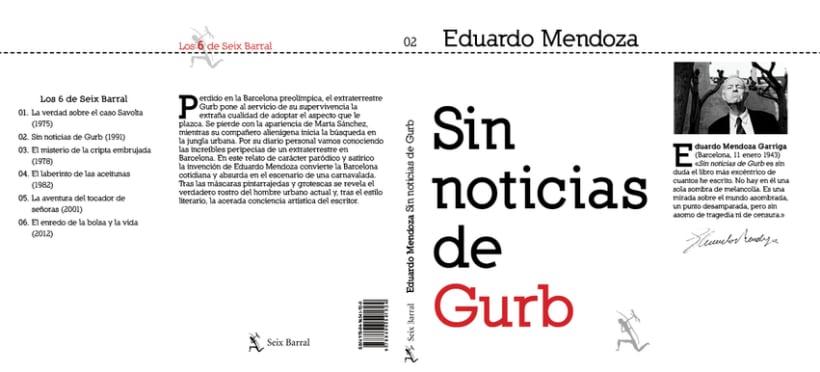Colección Los 6 de Seix Barral 0