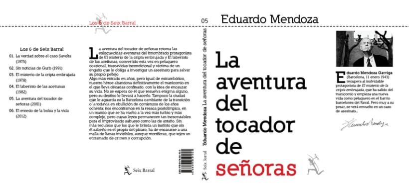 Colección Los 6 de Seix Barral 3