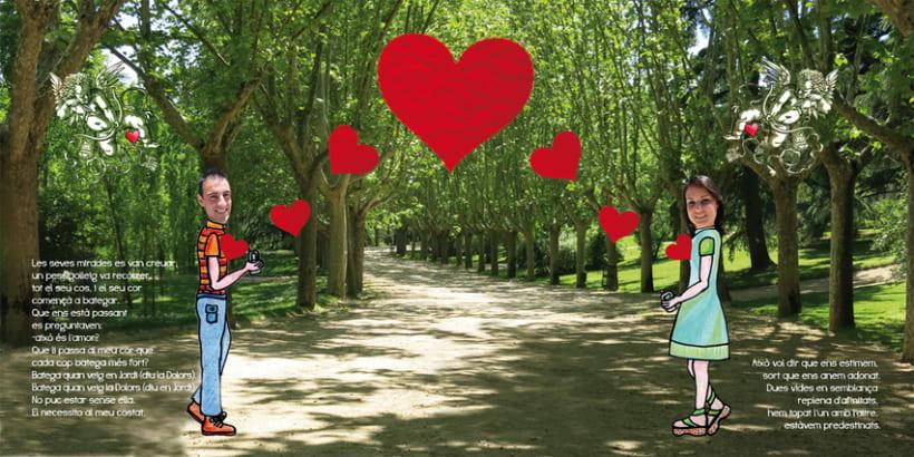 Dolors i Jordi * La veritable història d'amor. 1