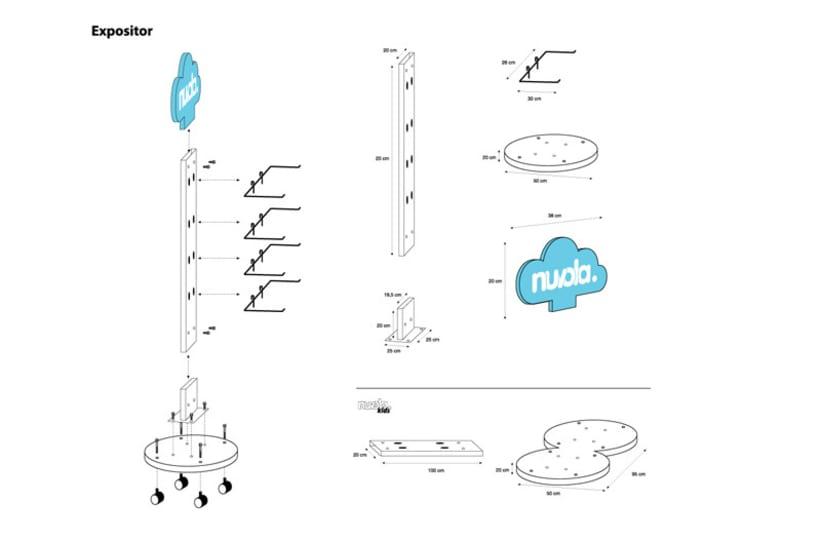 Naming, imagen corporativa y desarrollo de producto Nuvola 4