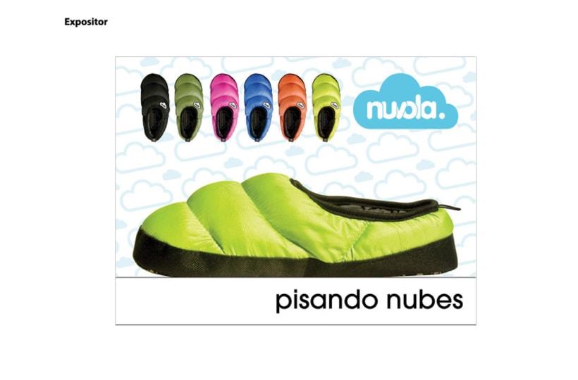 Naming, imagen corporativa y desarrollo de producto Nuvola 5
