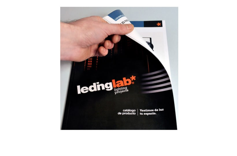 Naming e imagen corporativa LedingLab* 4