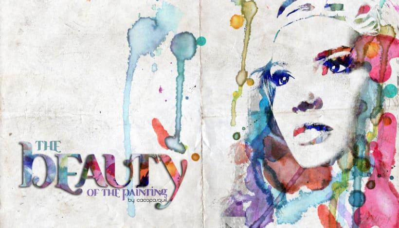 """""""Beauty"""". Infografía. 0"""