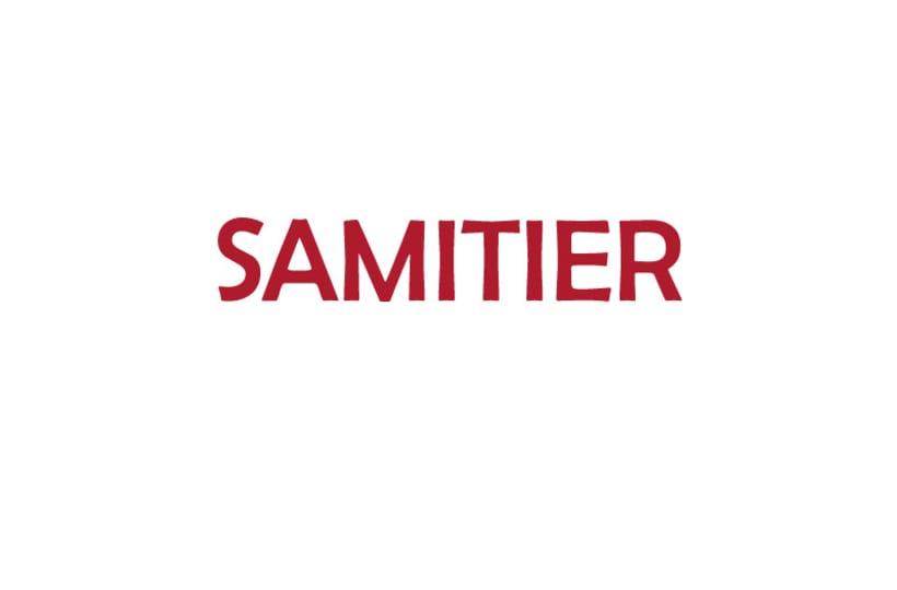 Diseño logotipo, packaging y fotografías cds SAMITIER 0