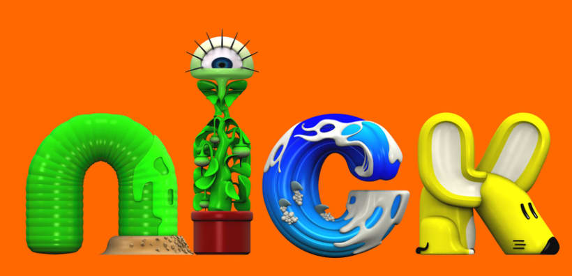 Logos para NICKELODEON   9