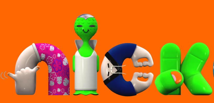 Logos para NICKELODEON   6