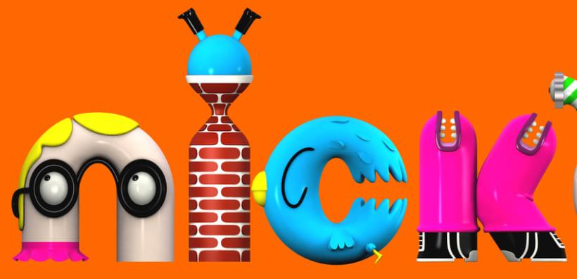 Logos para NICKELODEON   3