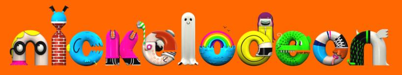 Logos para NICKELODEON   0