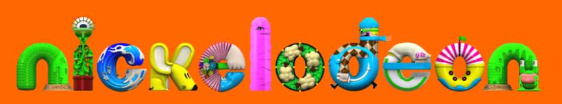 Logos para NICKELODEON   1
