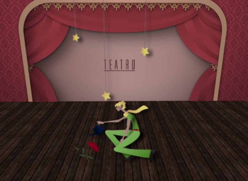 Teatro Circo Motion Graphics 0