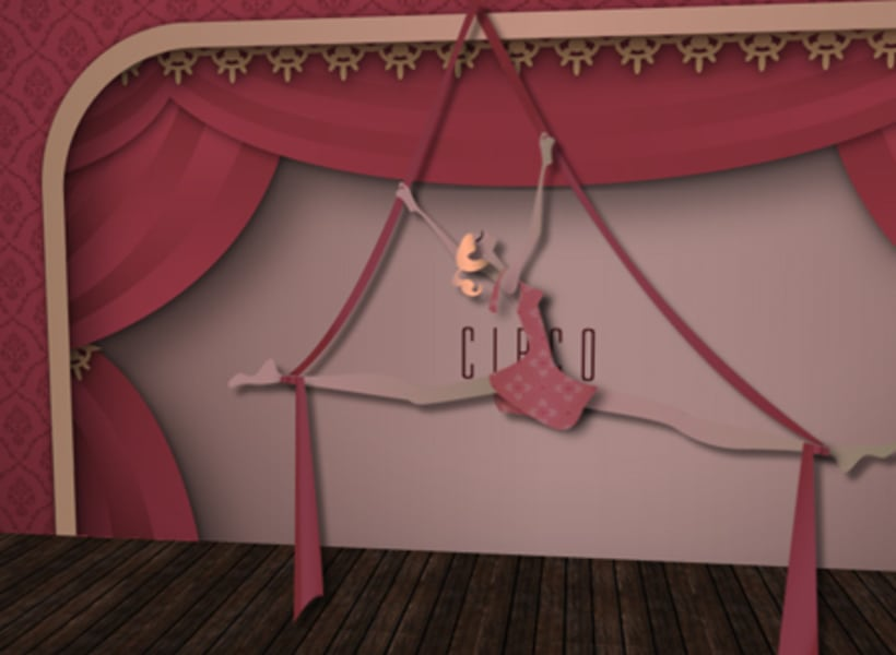Teatro Circo Motion Graphics 1