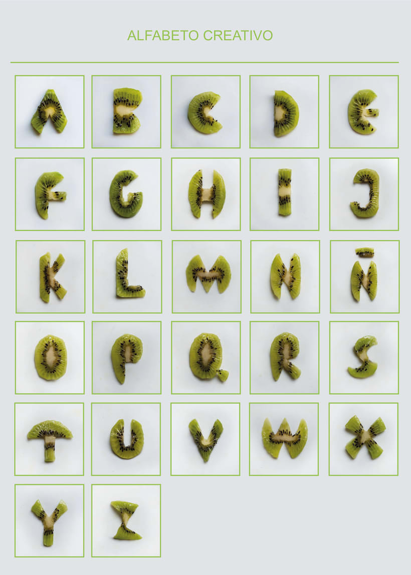 Alfabeto creativo 3