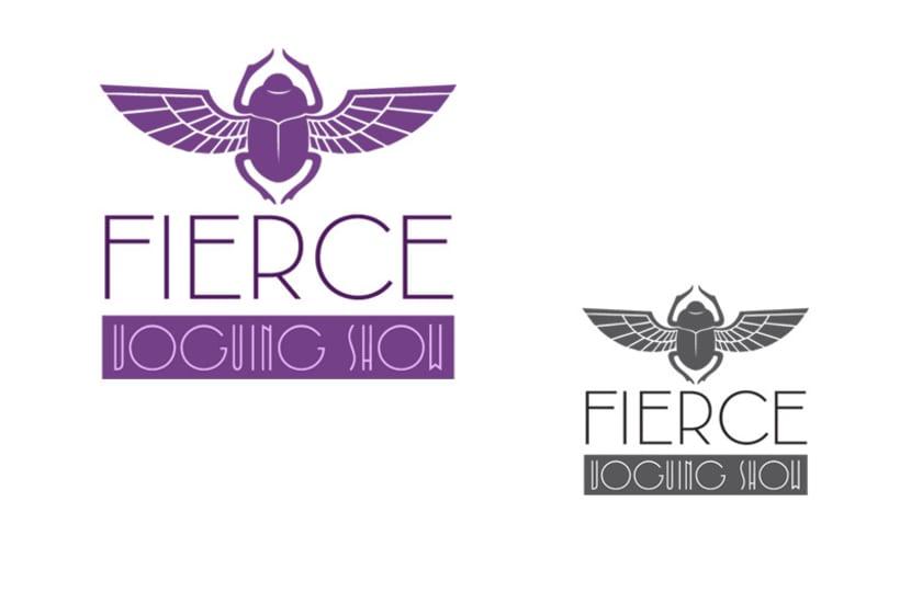 Naming e logotipo y cartelería de FIERCE 0