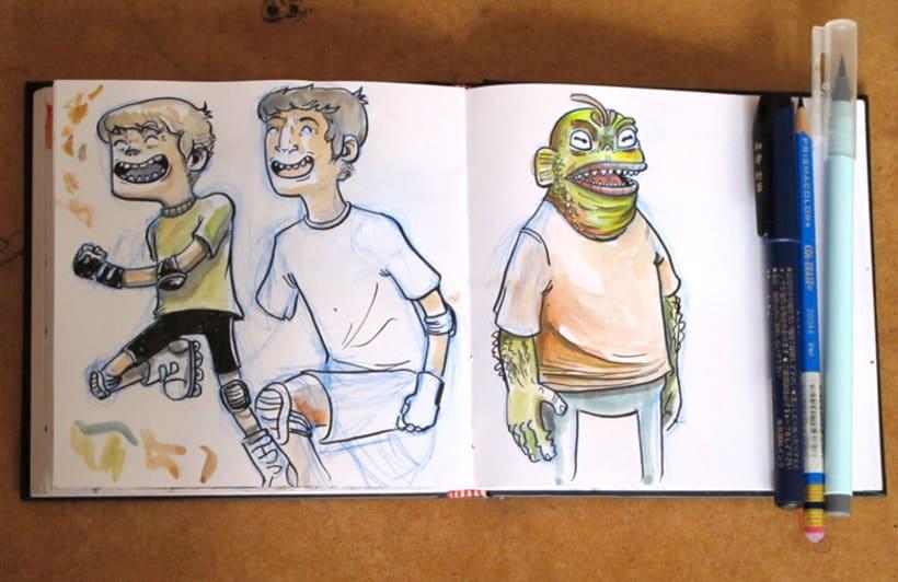 Mis Cuadernos 6