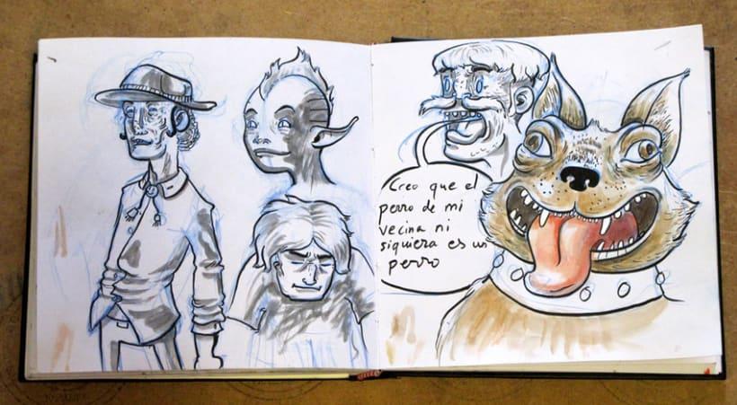 Mis Cuadernos 11