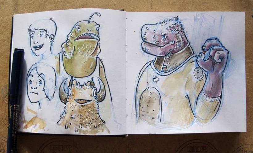 Mis Cuadernos 12