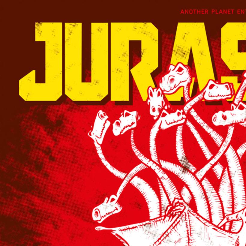 JURASSIC 5 POSTER 2