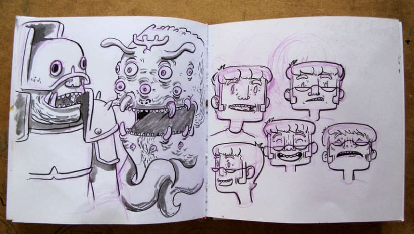 Mis Cuadernos 32