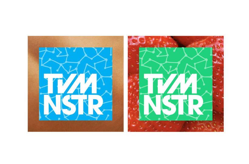 Naming e imagen corporativa TvMnstr 2