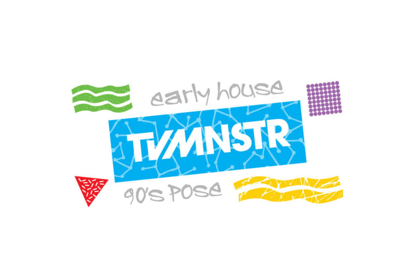 Naming e imagen corporativa TvMnstr 3
