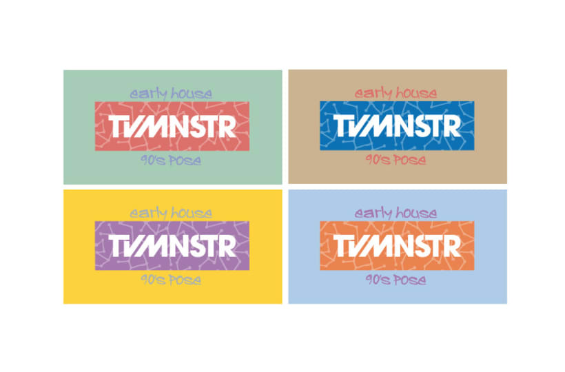 Naming e imagen corporativa TvMnstr 1