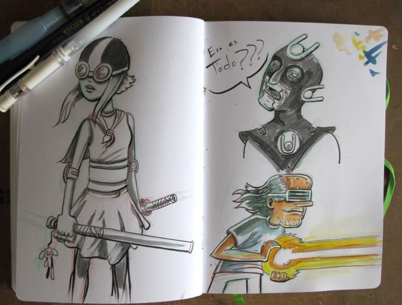 Mis Cuadernos 66