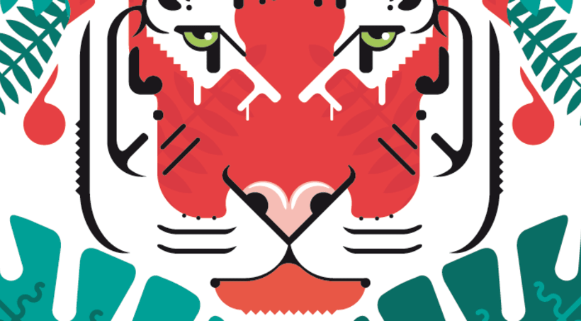 El tigre de mi vida. 1