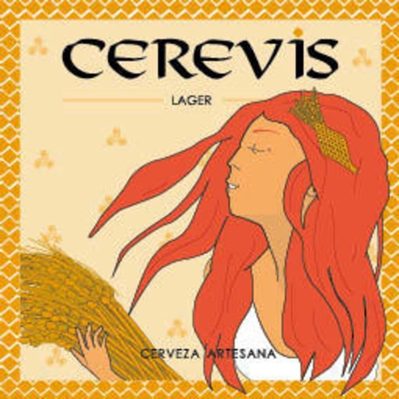 Cerevis cerveza artesana 5