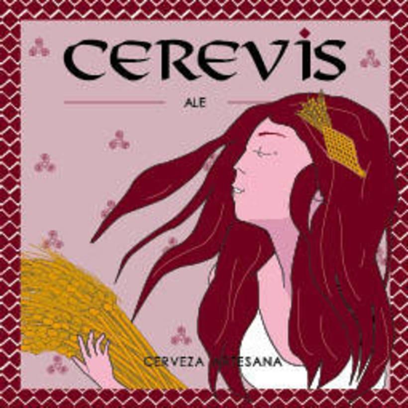 Cerevis cerveza artesana 6