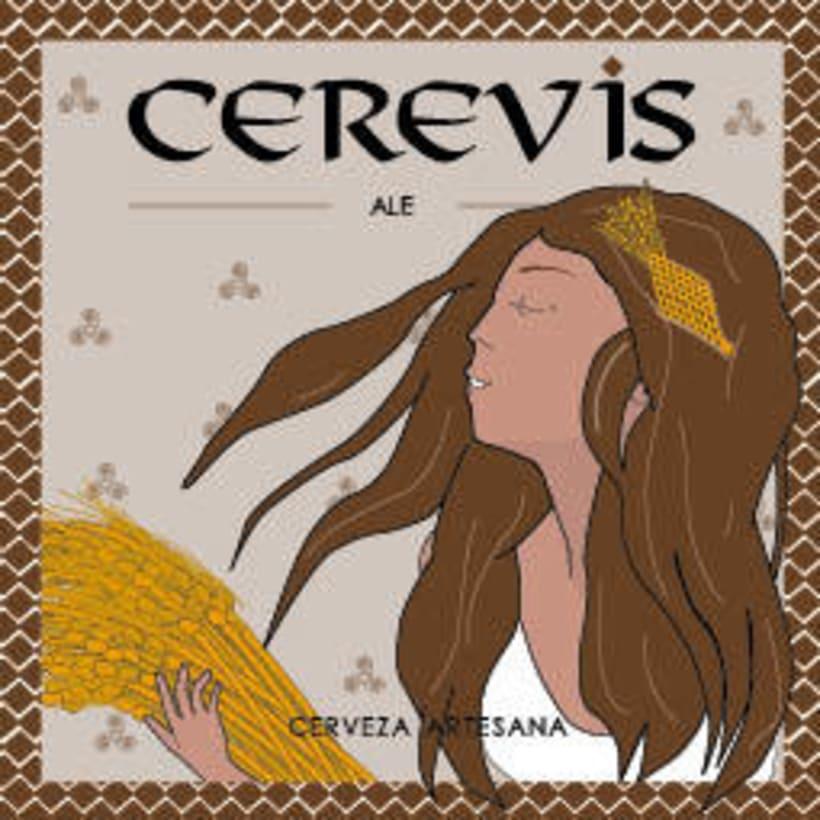 Cerevis cerveza artesana 7