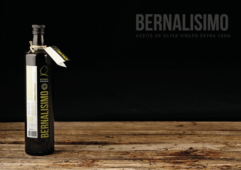 Packaging - Bernalissimo Aceite Virgen Extra 100% 0