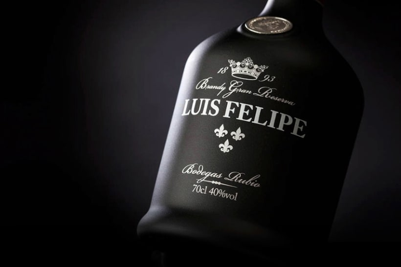LUIS FELIPE Brandy Gran Reserva | Packaging 3
