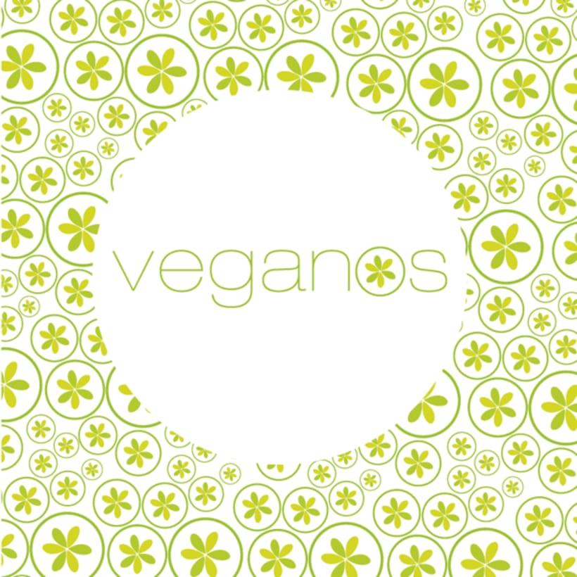 Diseño de logo y uniformes para restaurante vegetariano  1