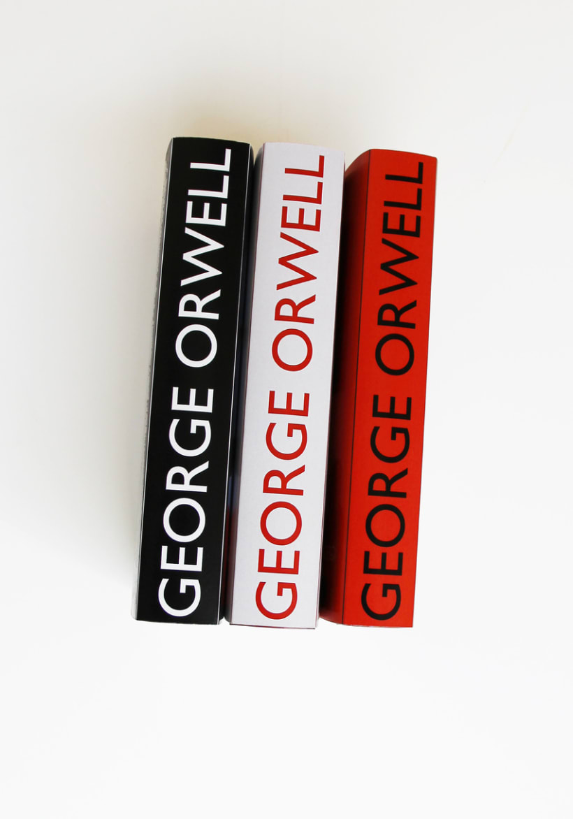 George Orwell Book Collection 1