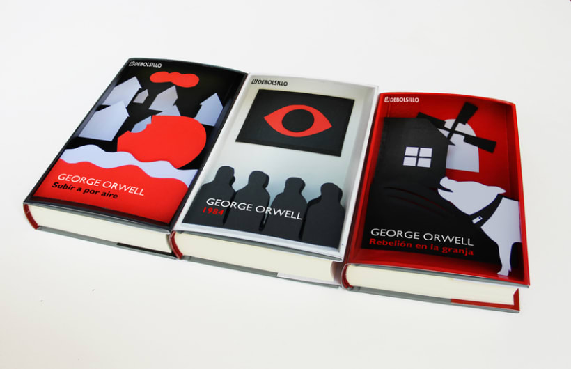 George Orwell Book Collection 0